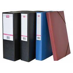 salko paper Fiber Κουτί Λάστιχο Αρχειοθέτησης K8 Μπλε 4528 5202832045289