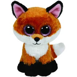 As company TY Beanie Boos Χνουδωτό Αλεπού 15 εκ. 1607-36159 008421361595