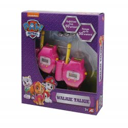 As company Paw Patrol Skye Walkie Talkies με Ρολόι 7517-18037 5203068180379