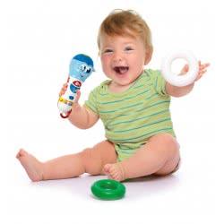 Clementoni baby Baby Clementoni Microphone Baby Game 1000-63602 8005125636020