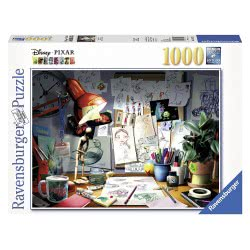 Ravensburger Παζλ 1000 Τεμ. Το Γραφείο Του Καλλιτέχνη 19432 4005556194322