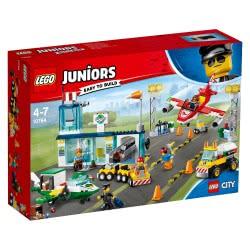 LEGO Juniors Κεντρικό Αεροδρόμιο της Πόλης 10764 5702016117639