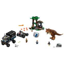 LEGO Jurassic World Διαφυγή Καρνόταυρου από τη Γυρόσφαιρα 75929 5702016110241