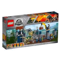 LEGO Jurassic World Επίθεση Διλοφόσαυρου Στο Φυλάκιο 75931 5702016159967