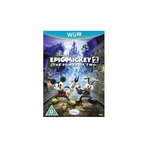UBISOFT Wii U Disney Epic Mickey 2 8717418384838 8717418384838