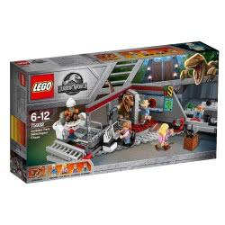 LEGO Jurassic World Jurassic Park Καταδίωξη Βελοσιράπτορα 75932 5702016110272