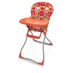just baby Καρέκλα Φαγητού Πτυσσόμενη  Jb-6000 Πορτοκαλί 5221275891833 5221275891833