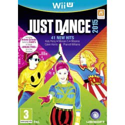 UBISOFT Wii U Just Dance 2015 WIIU0037 3307215797990