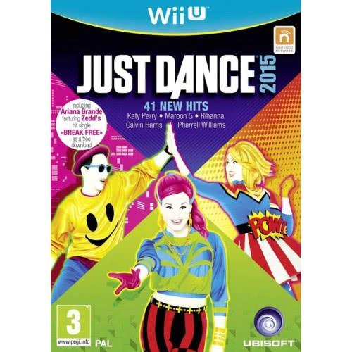 UBISOFT Wii U Just Dance 2015 WIIU0037 3307215797990