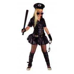 CLOWN ΣΤΟΛΗ WILD POLICE GIRL Νο. 10 09710 5203359097102
