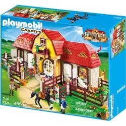 Playmobil Μεγάλος Ιππικός Όμιλος 5221 4008789052216