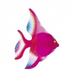 CLOWN Γιρλάντα Κρεμαστά Ψαράκια 3 Χρώματα 70371 5203359703713