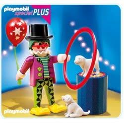 Playmobil Κλόουν Με Σκυλάκια 4760 4008789047601