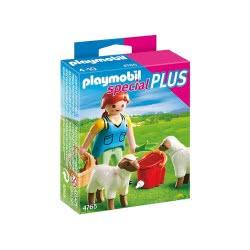 Playmobil Αγρότισσα Με Προβατάκια 4765 4008789047656