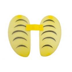 CLOWN Φτερό Μελισσούλα Με Σχέδια 46X43cm 70767 5203359707674