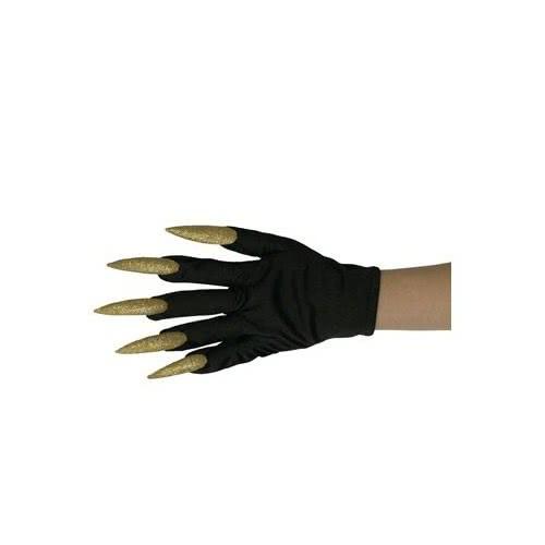 CLOWN Γάντια Με Νύχια Σε 2 Χρώματα 71183 5203359711831
