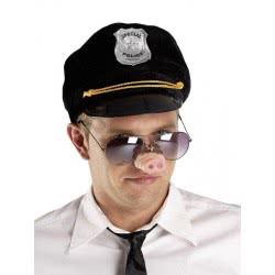 CLOWN Γυαλιά Αστυνομικού Με Μύτη Γουρουνιού 71302 5203359713026