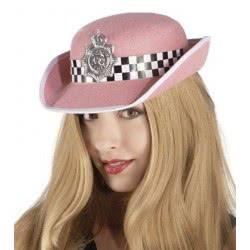 CLOWN Καπέλο Ροζ Εγγλέζας Αστυνομικού 71363 5203359713637