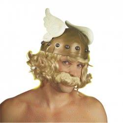 CLOWN Καπέλο Asterix Με Μαλλιά / Μουστάκι 72752 5203359727528