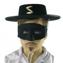 CLOWN Καπέλο Παιδί Ζορό Τσόχινο 79809 5203359798092