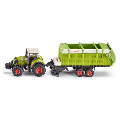 siku Class Tractor With Trailer SI001846 4006874018468