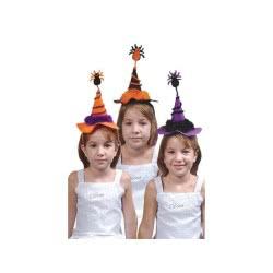 fun world Στέκα Καπέλο Μάγισσας Με Ζ 9357 231670093577