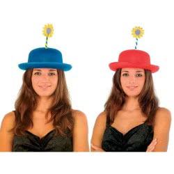 fun world Καπέλο Με Λουλούδι 2 Χρώματα 3489 231670034891