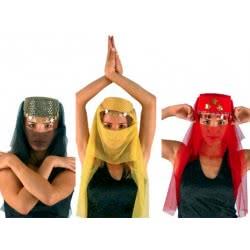 fun world Καπέλο Χανούμισας 3 Χρώματα 3506 231670035065