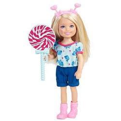 Mattel Τσέλσι Και Φίλες (6 Σχέδια) X8400 746775170943