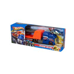 Mattel Hw Deluxe Νταλίκα Με Αυτοκινητάκι Y1868 746775183882