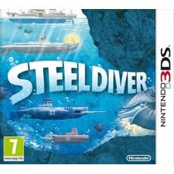 Nintendo 3DS Steel Diver . 045496520632