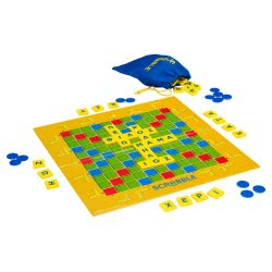 Mattel SCRABBLE JUNIOR Y9672 746775261368