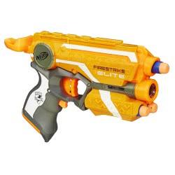 Hasbro Nerf N-Strike Elite Firestrike Όπλο Εκτοξευτής 53378 5010994661335