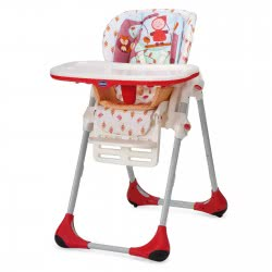 Chicco Κάθισμα Φαγητού Polly Double Phase/26 P04-79065-26 8003670876311