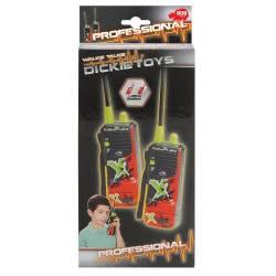DICKIE TOYS Walkie Talkie 200M 47-8102 4006333181023