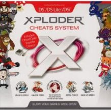 OEM Ds Xploder Cheat System 709458019700 709458019700