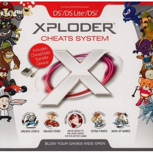 OEM Ds Xploder Cheat System 709458019700 709458019700
