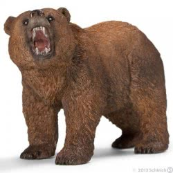 Schleich Αρκούδα Grizzly SC14685 4005086146853