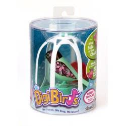 Silverlit Digibirds Ηλεκτρονικό Πουλάκι Digibirds Με Κλουβί Συλλογή 3 1525-88295 4891813882954