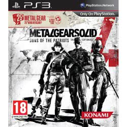 KONAMI PS3 Metal Gear Solid 4: 25Th Anniversary 4012927055052 4012927055052