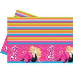 PROCOS Τραπεζομάντιλο Barbie Dollicious Πλαστικό 120X180 080517 5201184805176