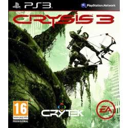 EA GAMES PS3 Crysis 3 5030943109626 5030943109626