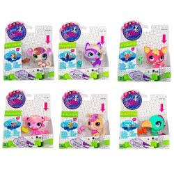 Hasbro Littlest Pet Shop Lps Pets With Sounds A0895 5010994690137
