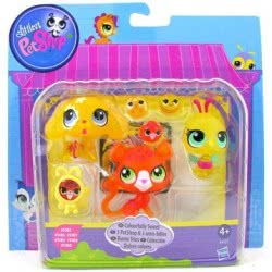 Hasbro Littlest Pet Shop Colourfully Sweet Collection A4125 5010994730628