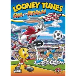 Anubis LOONEY TUNES ΩΡΑ ΓΙΑ ΜΠΑΛΑ 7700.3003 9789604973026