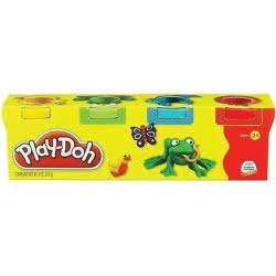 Hasbro PLAY-DOH MINI 4-PACK 23241 V2 5010994484927