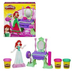 Hasbro Play-Doh Disney Ariels Royal Vanity A2680 5010994718114