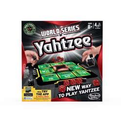 Hasbro World Series Of Yahtzee A2141 5010994716806