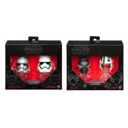 Hasbro Star Wars DC Black Series Die Cast Helmet - 2 Σχέδια B6000 5010994945800