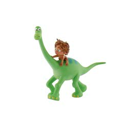 BULLYLAND Μινιατούρες Arlo With Spot The Good Dinosaur/3/1 BU013100 4007176131008